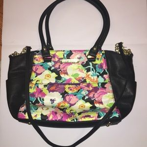 Betsey Johnson Purse\Tote with  Adjustable Strap